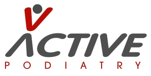 Active Podiatry Logo