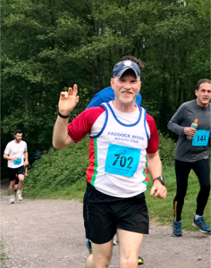 Tim Veysey-Smith Cross Country Running